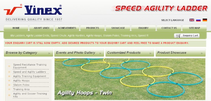 Agility Training Equipment